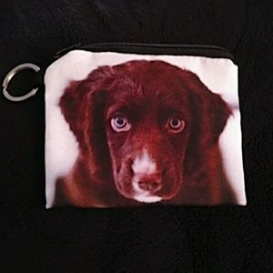 Other - NEW - Coin purse or change bag - Dog